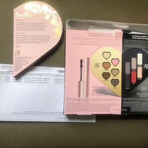 Sephora Makeup - TOO FACED X KAT VON D Better Together HALF Palette